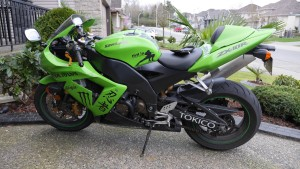Making Keys to a 2004 Kawasaki Ninja Motorcyle | Mr. Locksmith Blog