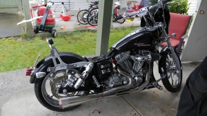 Mr. Locksmith 2006 Harley Davidson Dyna Super Glide Motorcycle