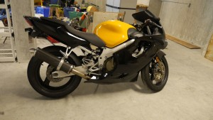 Lost Keys Honda CBR600 Motorcycle | Mr. Locksmith Blog