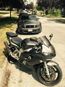 Lost Keys 2002 Yamaha R6 Motorcycle | Mr. Locksmith Blog