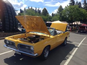 Keys Locked in trunk of a Classic 1969 Barracuda | Mr. Locksmith Blog