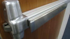 Panic and Fire Exit Hardware for Doors | Mr. Locksmith Blog