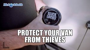 Protect Your Van From Thieves | Mr. Locksmith Blog