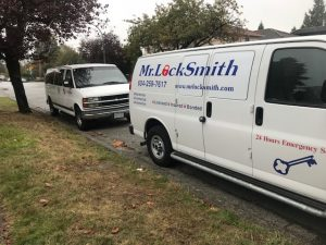 Mr. Locksmith 2001 Chev Express Van