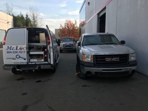 2011 SilveradoTruck Lost Keys | Mr. Locksmith Automotive (604) 259-7617