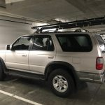 Lost Keys 1998 Toyota 4Runner in Surrey BC