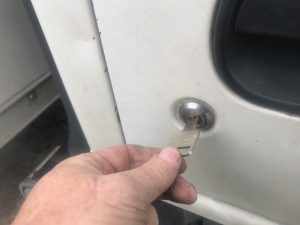 New Key to an Isuzu Truck in Abbotsford Mr. Locksmith Automotive