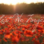 Remembrance Day Poppy Fields | Mr. Locksmith