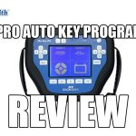 MVP PRO Auto Key Programmer Review | Automotive Locksmith Blog